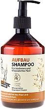 Profumi e cosmetici Shampoo rigenerante per capelli - Ricette di nonna Gertruda