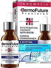 Profumi e cosmetici Rimedio ringiovanente con biotina - DermoFuture Rejuvenating Therapy With Biotin