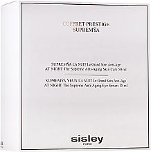 Profumi e cosmetici Set - Sisley Supremya Prestige Gift Set (eye/cr/ser/15ml+ f/cr/ser/50ml)