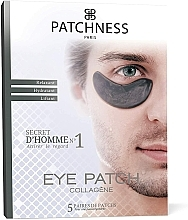 Profumi e cosmetici Patch occhi - Patchness Eye Patch Black