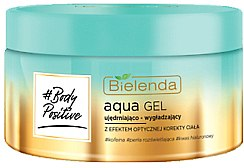 Profumi e cosmetici Aqua-gel corpo rassodante - Bielenda Body Positive Aqua Gel