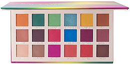 Profumi e cosmetici Palette di ombretti - Moira Wanderlust Palette