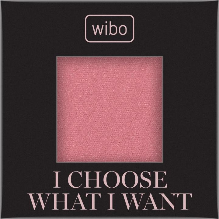 Blush - Wibo I Choose What I Want Blusher (ricarica)