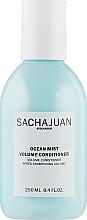 Balsamo capelli rinforzante e volumizzante - Sachajuan Ocean Mist Volume Conditioner — foto N3
