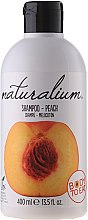 "Profumi e cosmetici Shampoo condizionante 2 in 1 ""Pesca"" - Naturalium Shampoo And Conditioner Peach"