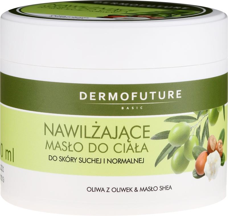 Burro corpo idratante per pelli secche e normali - DermoFuture