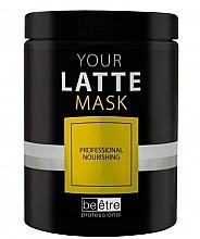 Profumi e cosmetici Maschera per capelli proteica - Beetre Your Latte Mask