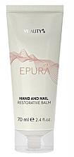 Profumi e cosmetici Balsamo rivitalizzante per mani e unghie - Vitality's Epura Hand and Nail Restorative Balm