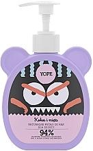 """Profumi e cosmetici Sapone liquido per bambini """"Cocco e menta"""" - Yope Coconut And Mint Natural Soap For Kids"""