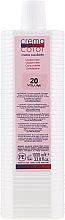 Profumi e cosmetici Ossidante in crema 20vol - Vitality's Crema Color