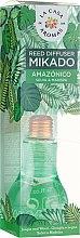 """Profumi e cosmetici Diffusore di aromi """"Giungla amazzonica"""" - La Casa de Los Aromas Mikado Reed Diffuser"""