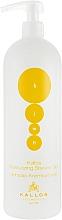 Profumi e cosmetici Gel doccia idratante al mandarino - Kallos Cosmetics KJMN Moisturizing Shower Gel