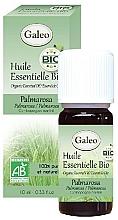 Profumi e cosmetici Olio essenziale di palmarosa - Galeo Organic Essential Oil Palmarosa
