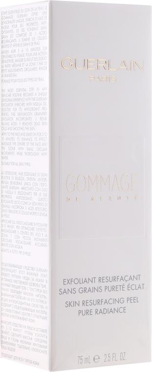 Gommage-esfoliante viso - Guerlain Gommage De Beaute Skin Resurfacing Peel — foto N2