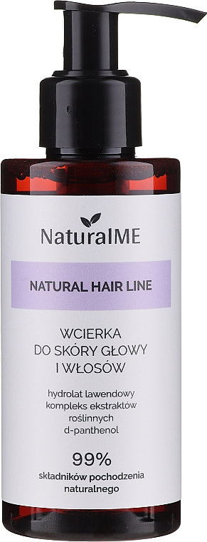Lozione per capelli - NaturalME Natural Hair Line Lotion