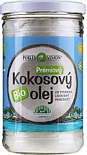 Profumi e cosmetici Olio di cocco spremuto a freddo - Purity Vision Bio Virgin Cold Pressed Coconut Oil