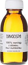 Profumi e cosmetici Estratto di aloe, lino e camomilla 100% - BingoSpa