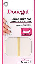 Profumi e cosmetici Adesivi per manicure francese, 9577 - Donegal