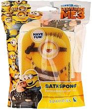 """Profumi e cosmetici Spugna da bagno per bambini ,""""Minions """"Carl - Suavipiel Minnioins Bath Sponge"""