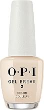 Profumi e cosmetici Top Coat rinforzante - O.P.I Gel Break Lacquer