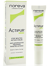 Profumi e cosmetici Crema anti-imperfezioni - Noreva Laboratoires Actipur Anti-Imperfection Treatment Targeted Actions