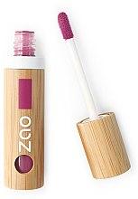 Profumi e cosmetici Rossetto liquido opaco - Zao Lip Ink