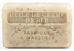 Profumi e cosmetici Sapone di Marsiglia con olio di germe di grano - Foufour Savonnette Marseillaise Huile de Germe de Ble