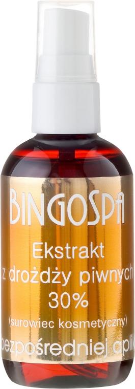Estratto di lievito di birra 30% - Bingospa Brewer Yeast Extract