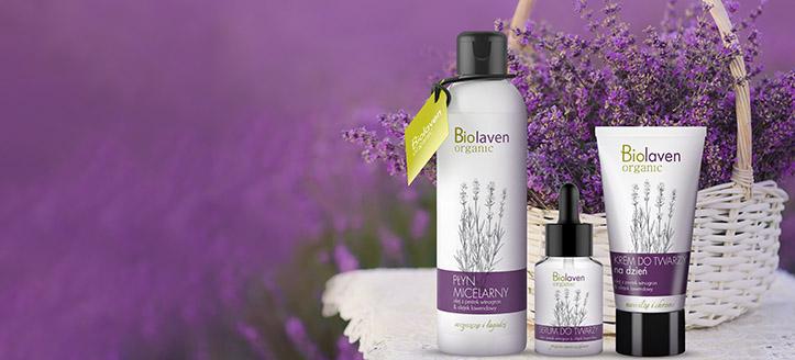 Acquisando prodotti Biolaven da 16 €, ricevi in regalo un'acqua micellare