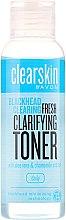 Profumi e cosmetici Tonico viso, purificazione profonda - Avon Clearskin Clarifying Toner