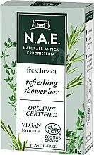Profumi e cosmetici Sapone per corpo - N.A.E. Refreshing Body Bar