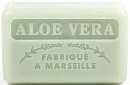 """Profumi e cosmetici Sapone di Marsiglia """"Aloe Vera"""" - Foufour Savonnette Marseillaise"""