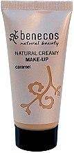 Profumi e cosmetici Fondotinta crema - Benecos Natural Creamy Foundation Make-Up