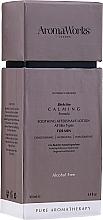Profumi e cosmetici Lozione dopobarba - AromaWorks Calming Aftershave Lotion
