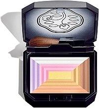 """Profumi e cosmetici Cipria compatta con effetto brillante """"7 colori"""" - Shiseido 7 Lights Powder Illuminator"""