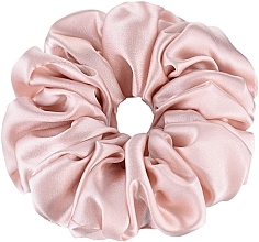 "Profumi e cosmetici Elastico capelli, in seta naturale, rosa cipria, ""Largy"" - Makeup Largy Scrunchie Powder"
