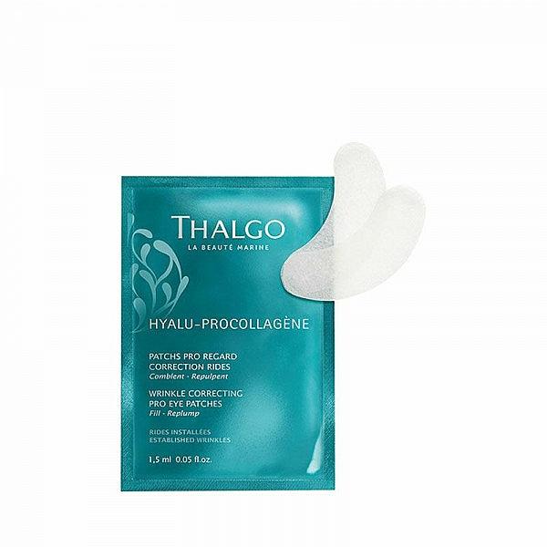 Patch occhi - Thalgo Hyalu-Procollagene Wrinkle Correcting Pro Eye Patches