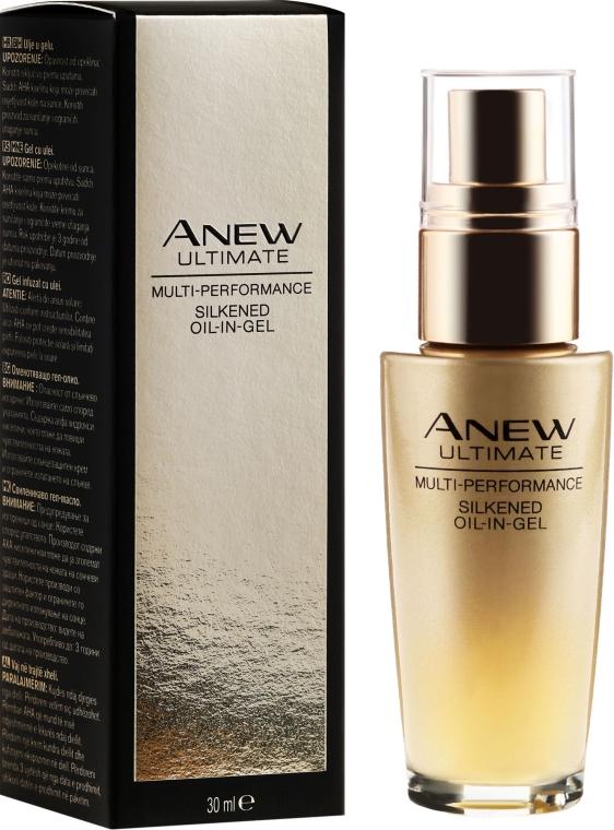 Olio-gel viso - Anew Ultimate Multi Performance Silkened Oil-in-Gel