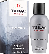 Profumi e cosmetici Maurer & Wirtz Tabac Original Craftsman - Lozione dopobarba