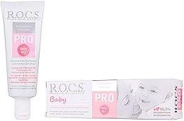 Profumi e cosmetici Dentifricio per bambini - R.O.C.S. PRO Baby