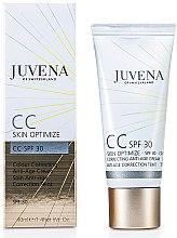 CC crema viso - Juvena Skin Optimize Anti-Age CC Cream SPF 30 — foto N2