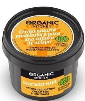 Crema corpo modellante - Organic Shop Organic Kitchen Corsetcream