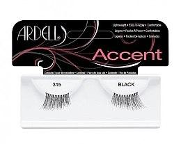 Profumi e cosmetici Ciglia finte - Ardell Lash Accents Black 315