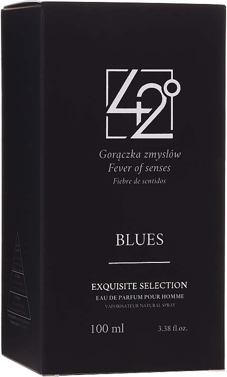 42° by Beauty More Blues - Eau de Parfum — foto N3