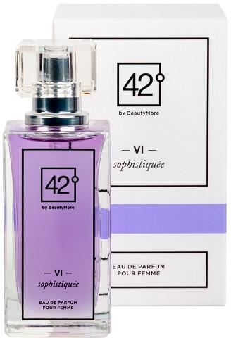42° by Beauty More VI Sophistiquee Pour Femme - Eau de Parfum