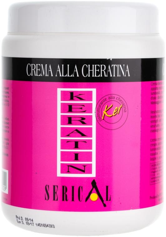 Crema-maschera alla cheratina - Pettenon Serical