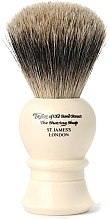 Profumi e cosmetici Pennello da barba, 9,5 cm, P1020 - Taylor of Old Bond Street Shaving Brush Pure Badger Size S