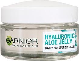 Profumi e cosmetici Crema idratante con texture in gel - Garnier Skin Naturals Hyaluronic Aloe Jelly Cream