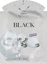 Profumi e cosmetici Maschera viso all'idrogel con perle nere - Esfolio Hydro-Gel Black Pearl Mask