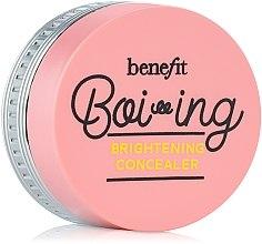 Profumi e cosmetici Correttore illuminante - Benefit Boi-Ing Brightening Concealer